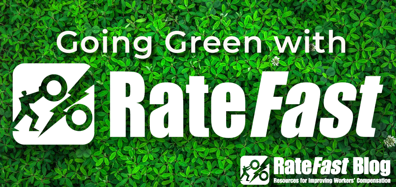 Going Green and Breaking Speed Records with RateFast