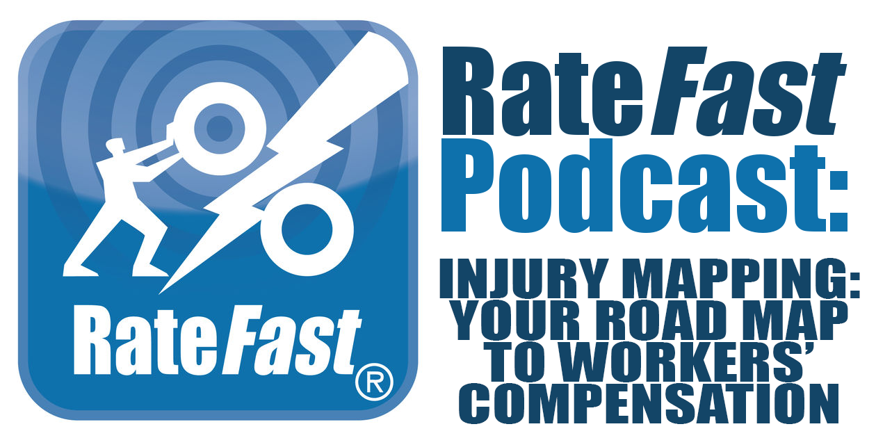 RateFast Podcast: Injury Mapping – Making a Roadmap to Recovery