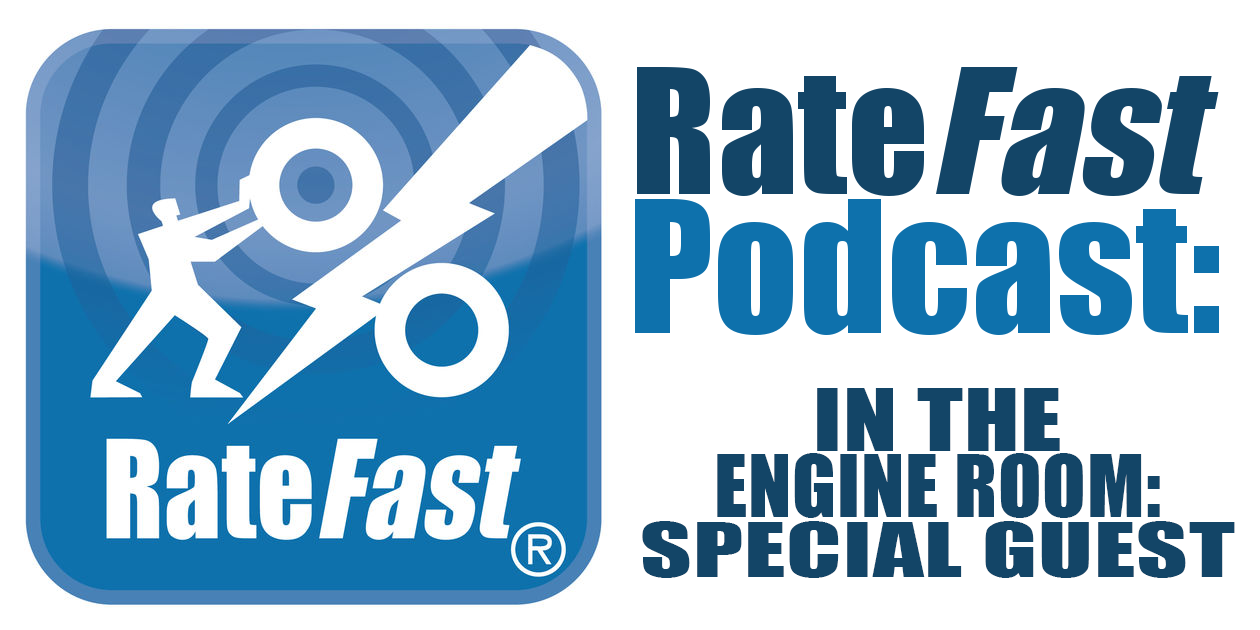 RateFast Podcast: In the Engine Room: Special Guest, Marten Thompson
